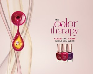 Sally Hansen Color Therapy – Swatches & Review