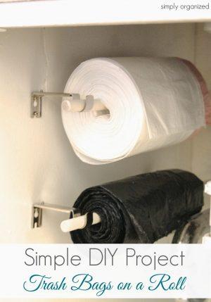 These DIY kitchen organization ideas are brilliant!