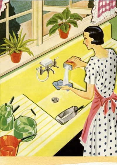 cleaning tips from grandma