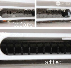 How to clean your refrigerator coils. Repin if you agree that you need to clean under your fridge asap!