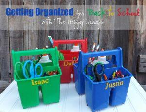 back to school organizer e1509561024323 - 17 Brilliant Back to School Organization Ideas Even Your Kids Will Love