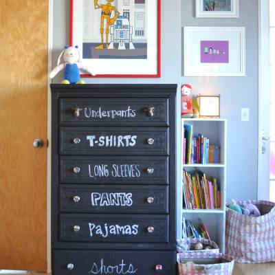 17+ Seriously Clever Ways to Use Chalkboard to Organize Your Home