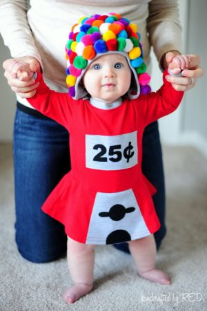 Gumball costume halloween for babies