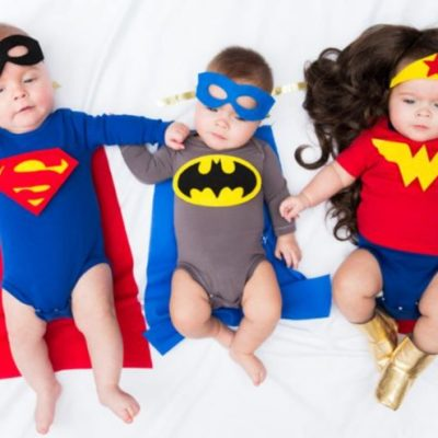 19 Seriously Clever DIY Halloween Costumes for Babies You'll Love
