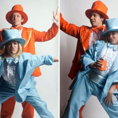 23 Adorable Halloween Costumes for Couples That Scream Relationship Goals