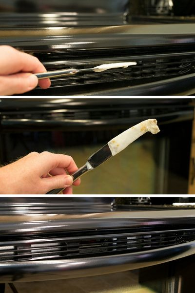 Your stove vents are overdue for a cleaning!