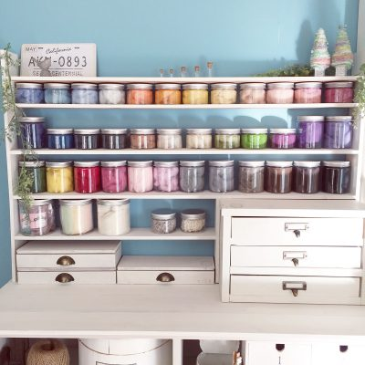 ORGANIZE CRAFT SUPPLIES LIKE THIS AND YOU WILL NEVER HAVE TO WORRY ABOUT TIDYING! LOVE THIS IDEA. REPIN FOR LATER!