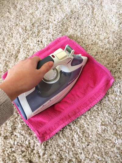 GET RID OF CARPET STAINS WITH THIS INSANELY EASY METHOD! REPIN FOR LATER!