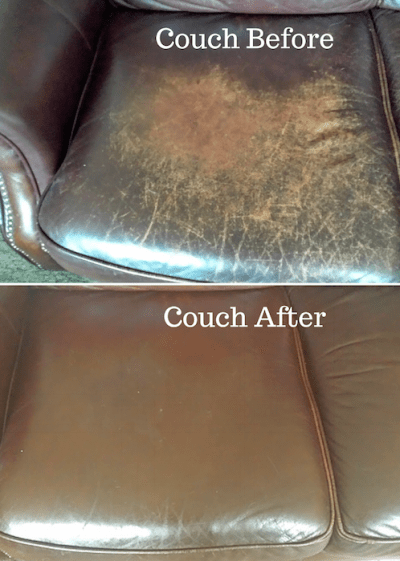 YOU WONT BELIEVE HOW SHE MADE HER SOFA LOOK LIKE NEW AGAIN!