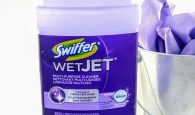 How to Remove the Swiffer Wet Jet Bottle Cap to make it Refillable