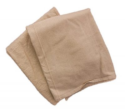 Flour sack towels are amazing and have so many uses in and around the home.
