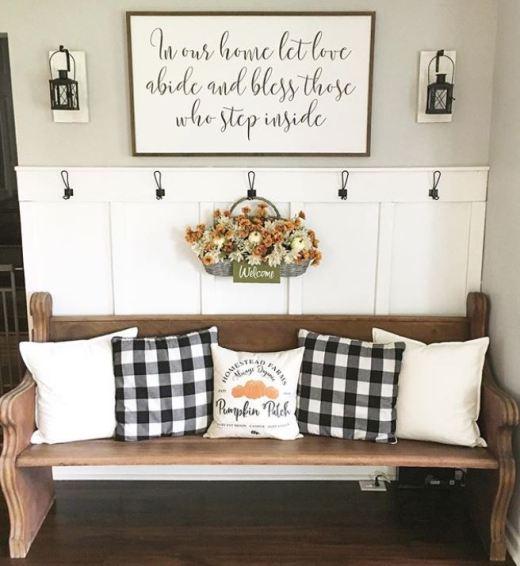 19 Best Black And White Buffalo Plaid Home Decor Ideas Of Life Lisa