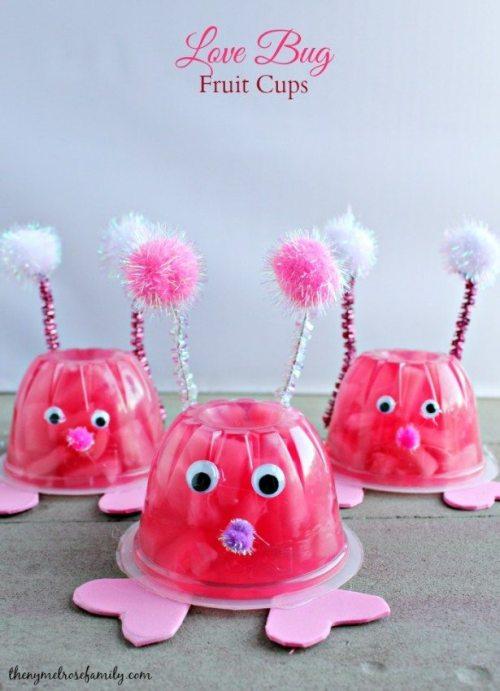 Toddler Valentine's Day craft ideas