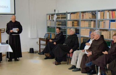 The Visit of the General Minister to the Franciscan Province of St. Jerome in Croatia