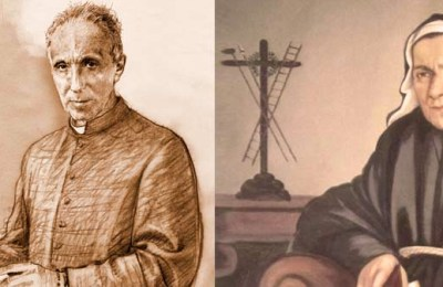 Venerable Servant of God Francesco Maria Greco & Servant of God Maria Luisa del Santissimo Sacramento