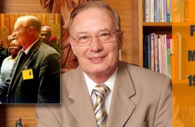Notice of the Passing of Antonio Moser, OFM, Franciscan Theologian from Brazil