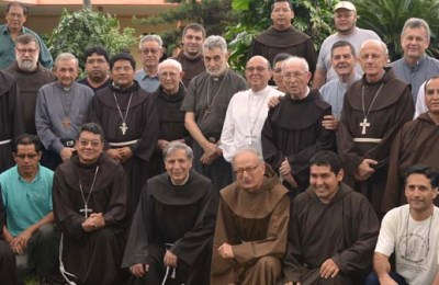 Visit of the Minister General to the Province of St. Anthony, Bolivia