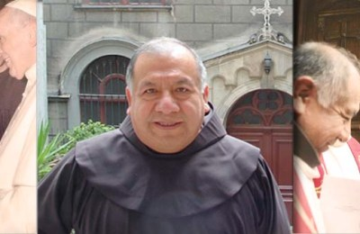 Fr. Rubén Tierrablanca, OFM, Nominated Apostolic Vicar of Istanbul