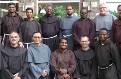 Course for Franciscan Missionaries of the First Order in Brussels – 2016