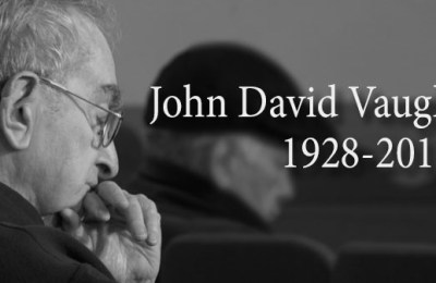 Obituary of Friar John David Vaughn, OFM
