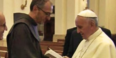 Franciscan Friar chosen to lead Lenten Retreat for the Pope