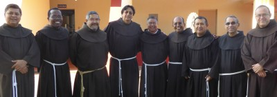 Conference of Santa María de Guadalupe meet for Revitalization of Missionary and Evangelizing Efforts