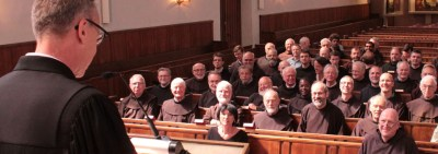 First Meeting of Franciscan 1stOrder Branches in Germany
