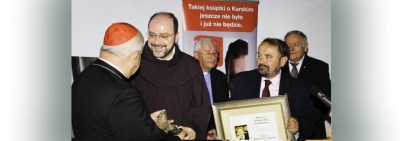 A recognition to the parish priest of Aleppo