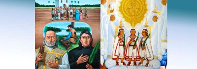 Canonisation of the Holy Martyrs of Natal, Brazil and Tlaxcala, Mexico