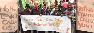 The Franciscan Participation in COP23