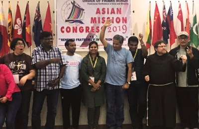 FirstMissionary Congress in Asia