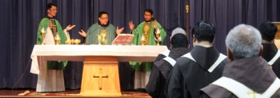 Passion for Jesus, passion to encounter his people | Homily for the Opening of the Meeting of the General Definitory with Ministers from Asia