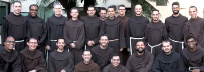 Fraternal visit to the Province of the Holy Cross - Brazil