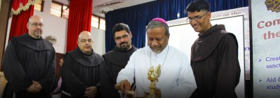 New Holy Land Commissariat in India