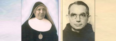 Blessed Maria Domenica Mantovani & Venerable Cosma Spessotto OFM