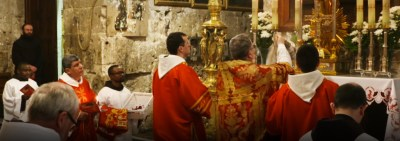 Feast of the Discovery of the Holy Cross of Christ: experience of healing and the reality of Salvation