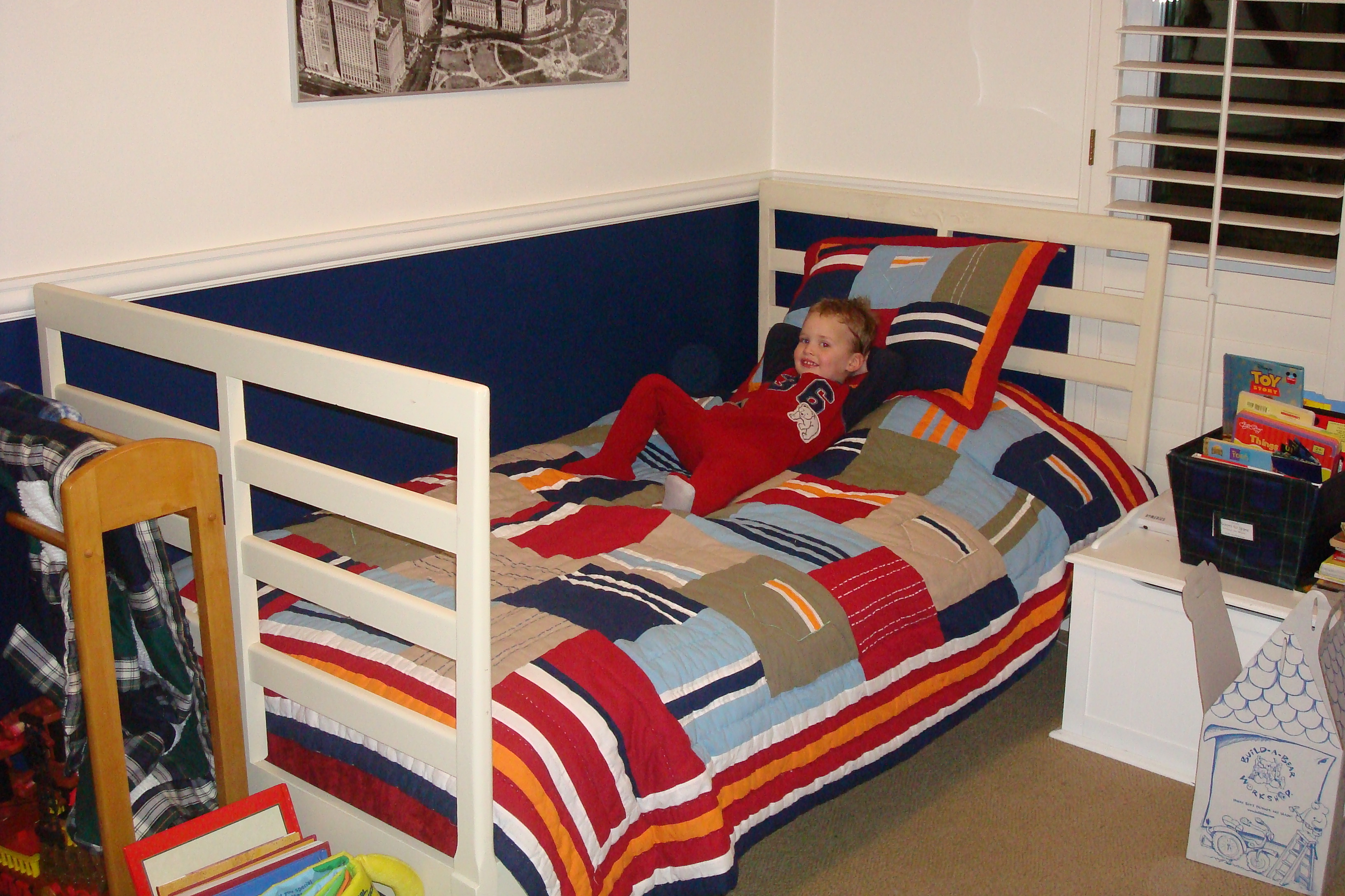 Big Boy Beds And Paci Fairies Of Marble And Mud
