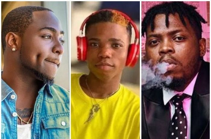 F*ck Anybody!! Davido Blast Olamide During Interview As He Talks About Helping Lyta (Watch) 1