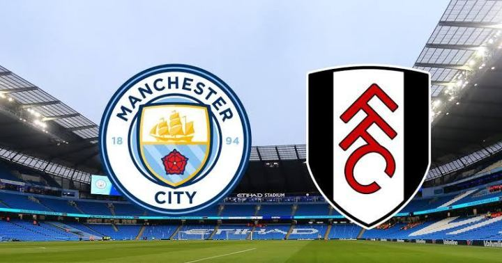 Manchester City vs Fulham: #MCIFUL Live Stream 1