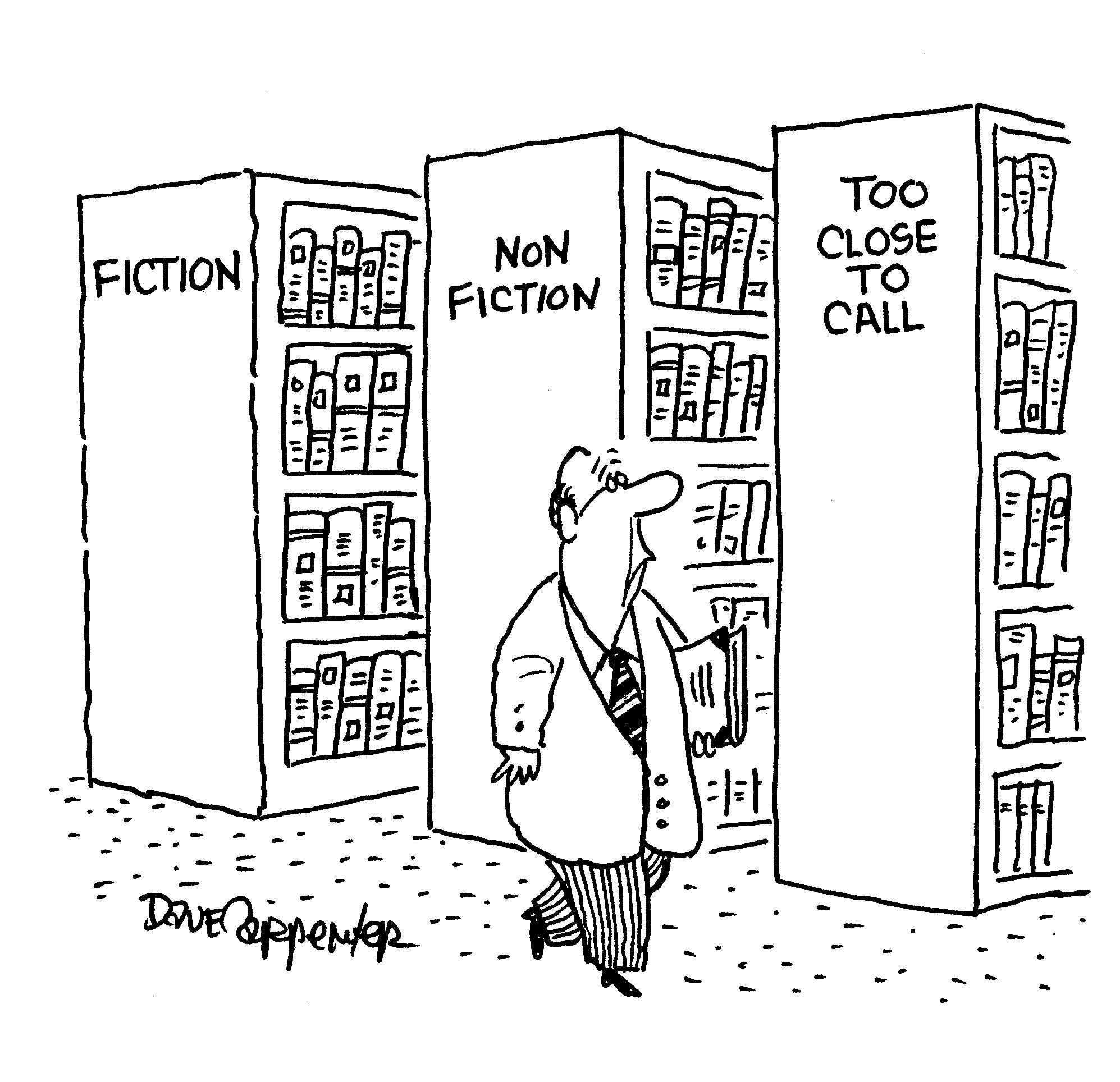 Of Fiction and Non-Fiction