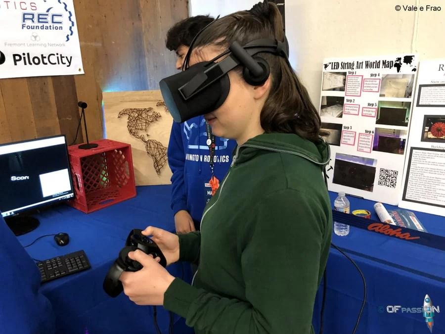 california virtual reality