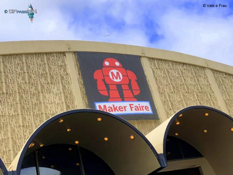 Maker Faire Bay Area valeria cagnina francesco baldassarre installazioni ofpassion