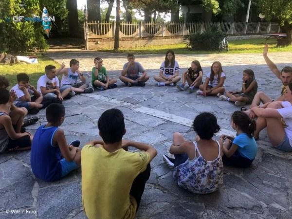 summer camp valeria cagnina francesco baldassarre alessandria 2018 cerchio