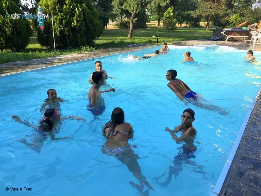 bambini ragazzi mettersi in gioco summer camp robotica estate tech e non solo piscina