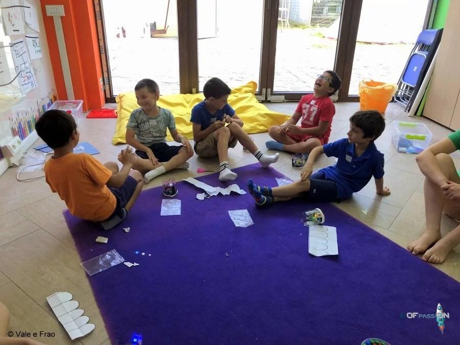 laboratorio col pollo attività per bambini domenica