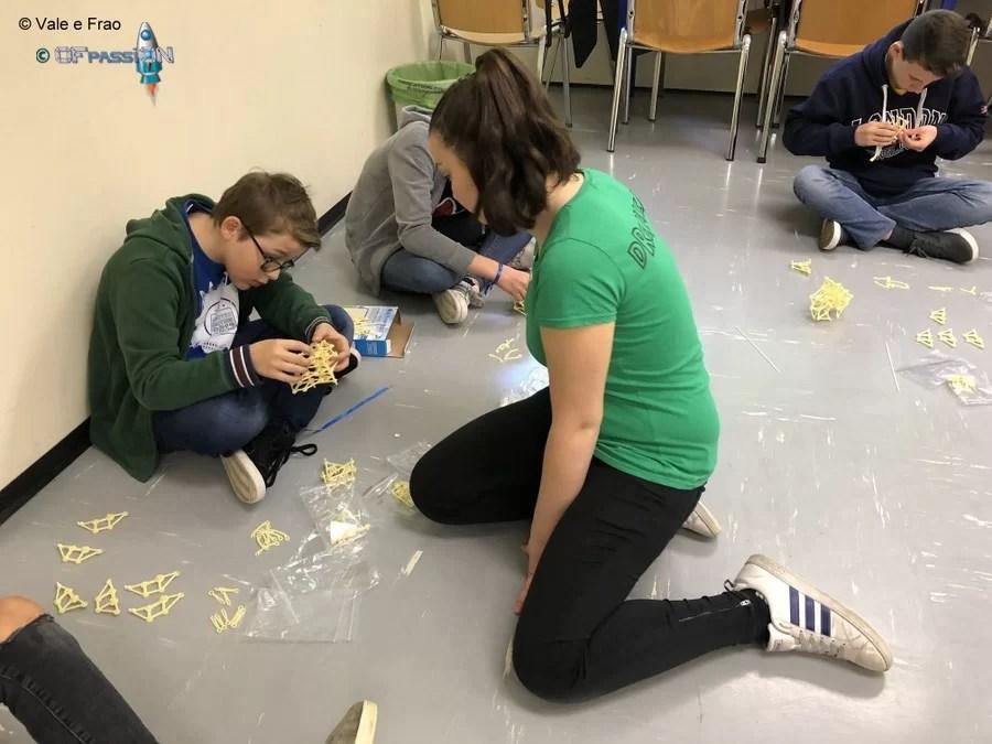 laboratori robotica ragazzi bambini con valeria e francesco