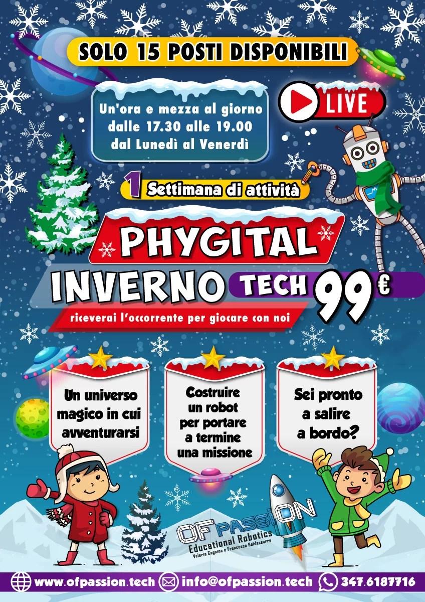 phygital inverno tech locandina seconda edizione 2021