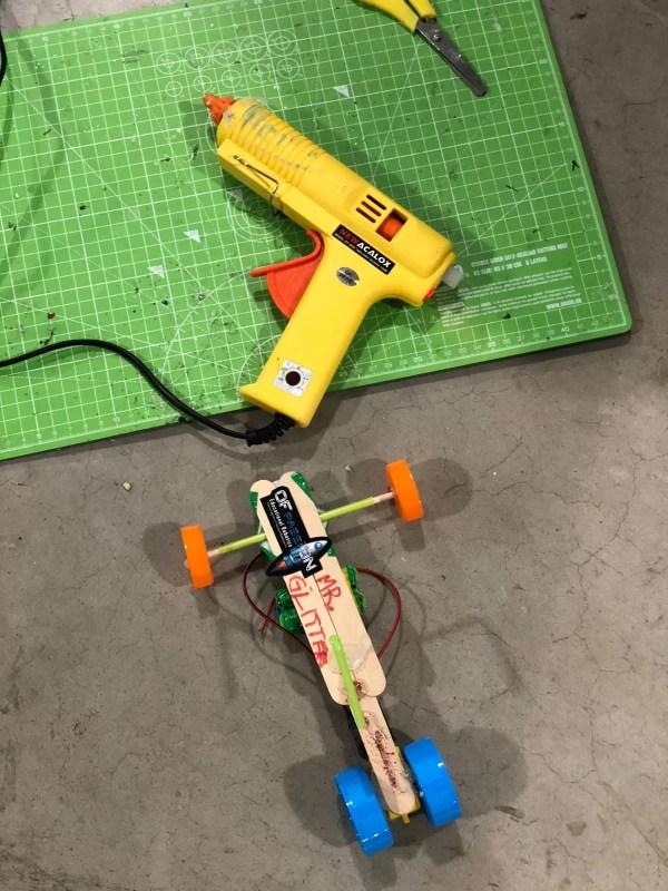 postazione phygital robot