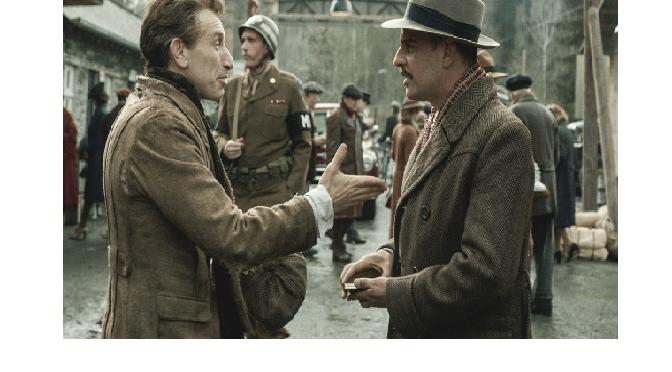 """הסרט """"להתראות גרמניה"""": מה קורה כשיהודים עובדים על גרמנים תמימים"""