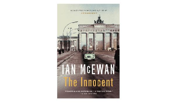 """איאן מקיואן, """"התמים"""": האם ברלין זוכרת?"""
